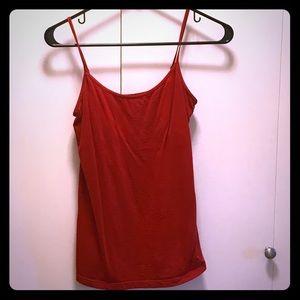 Built in bra camisole